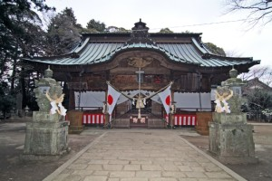 愛宕神社と愛宕山