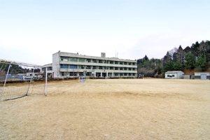笠間市立旧東小学校