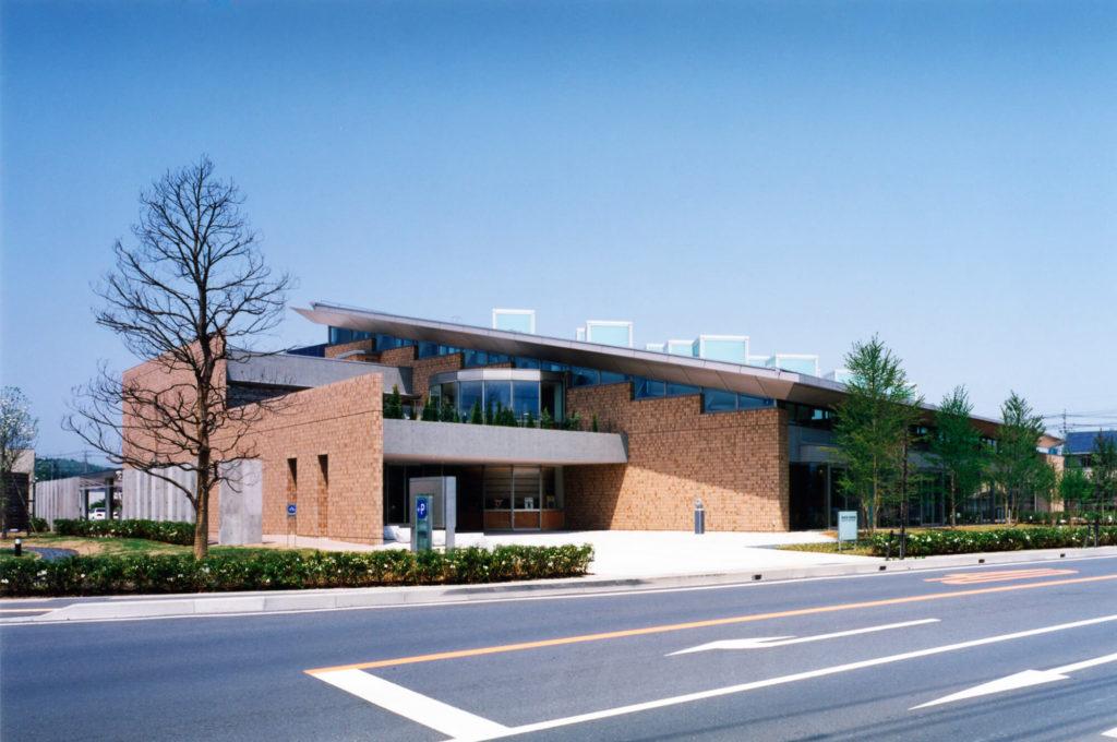 笠間市立図書館
